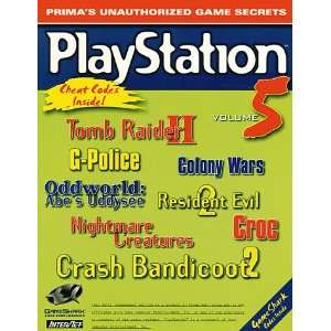 PlayStation Game Secrets Unauthorized Volume 5 (Secrets of