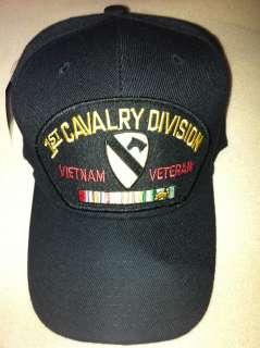 1ST CAVALRY DIVISION VIETNAM VETERAN Military Cap