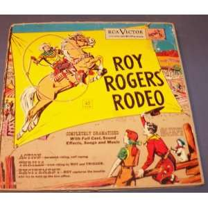 Roy Rogers Rodeo Roy Rogers Books