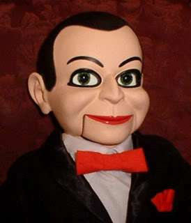 Ventriloquist Doll EYES FOLLOW YOU Dead Silence Billy Dummy Puppet