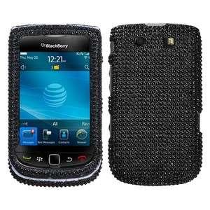 Rhinestone Bling Hard Case Cover Blackberry Torch 9800 4G 9810