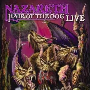 Hair of the Dog Live [Vinyl] Nazareth Music