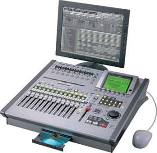 ROLAND VS 2400 CD DIGITAL HARD DRIVE RECORDING STUDIO 2000 2480