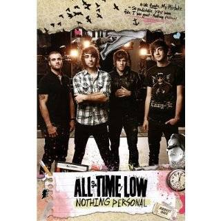 All Time Low   Music Poster (Nothing Personal) (Size 24 x 36)