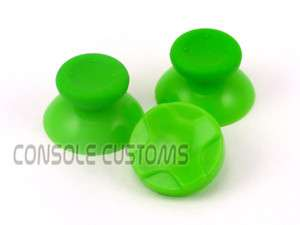 NEW Xbox 360 LIME GREEN Thumbsticks and D Pad set for Controller