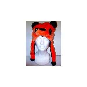 San Francisco Giants Orange Plush Panda Hat Everything