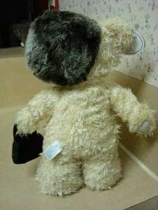 The Cherish Collection Teddy Bear Nova Plush Handmade