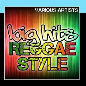 Big Hits Reggae Style Various Artists Music