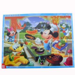 Mickey Mouse & Friends Kids 80 Pieces Jigsaw Puzzle 15