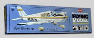 PIPER CHEROKEE 140 Civilian   Guillows Kit #307 NEW