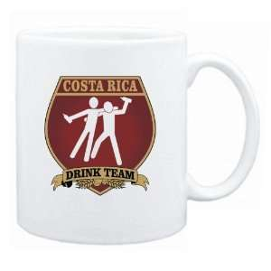 Costa Rica Drink Team Sign   Drunks Shield  Mug Country Home