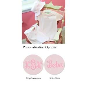 Personalized Baby Girl Gift Set: Baby