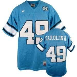 North Carolina Tar Heels Official Zone Football Jersey