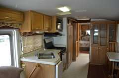 1999 Fleetwood PACE ARROW 37S Class A Motorhome RV Motor Coach Slide