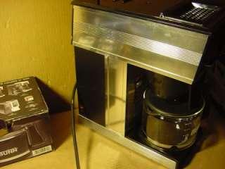 BUNN A 10 SERIES COMMERCIAL COFFEE MAKER BREWER MACHINE