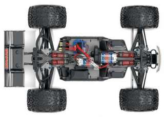 5603 RTR 16.8V Electric Monster Truck 2.4GHz w/7 Cell Batteries