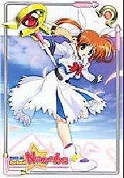 Nanoha   Complete Season Set   3 Disc Set (DVD)