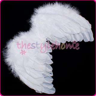 18mo Angel Feather Wings Cupid Fairy Baby Photo Props