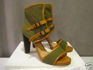 Chloe Ankle Strap Runway Sandals Shoes Heels 41 11 $725