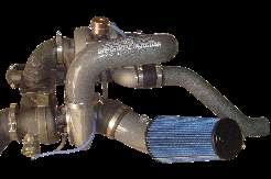 Dodge Cummins Diesel 94 02 Compound Twin turbo Kit Industrial