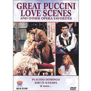 Great Puccini Love Scenes And Other Opera Favorites TV Shows
