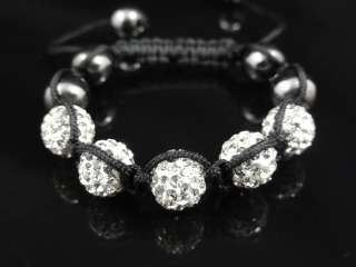 Mens Womens Swarovski Crystal Baby Bracelet 5 Colors Available New