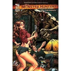 Monster Hunters Survival Guide Case Files Sasquatch Joe Brusha