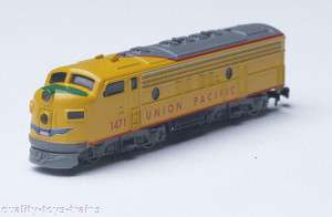 Marklin Z Scale Union Pacific UP EMD F7 Diesel Locomotive with pilot