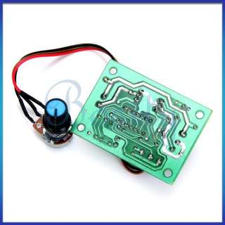 DC 12   24V 3.2A Motor Speed Control PWM Controller