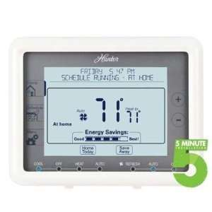 Exclusive H Univ. 7 Day Thermostat By Hunter Fan Company: Electronics