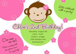 Monkey Birthday Party Suppliesebay Birthday Party Ideas