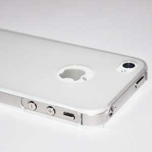 Clear Frosted Ultra Thin Hard skin iPhone 4 Case Cover for Apple