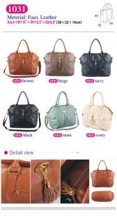 various womens lady fashion bags shoulder bag tote messenger hobo