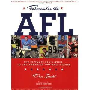 to the American Football League [Paperback] David Steidel Books