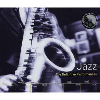 The Definitive Performances (2CD), Various Artists Wal Mart CD Store