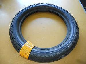 NOS Vintage Motorcycle Tire Continental 4.25 85 H 18 K112 Made in