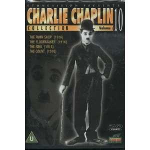 Charlie Chaplin Volume 10 [DVD][PAL][UK IMPORT] Movies
