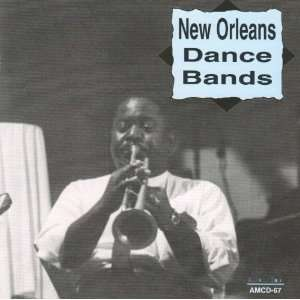 New Orleans Dance Bands Various Artists Music