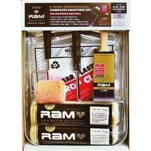 Z Pro 728 RAM 8 Piece Professional Painting Kit