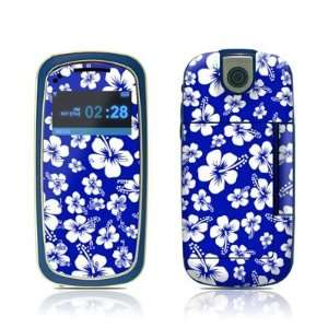 Aloha Blue Design Protective Skin Decal Sticker for