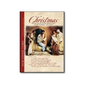 Lord Devotional Booklet (Christmas) (9781593170813) Christmas Books
