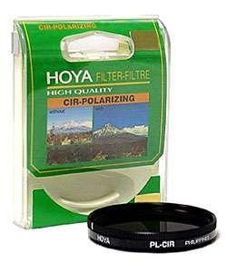Hoya 72mm Circular Polarizer Glass Filter