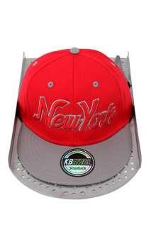 Retro Flat Peak Baseball Snapback Hip Hop Caps FREE GIFT BOX