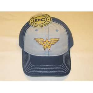 Wonder Woman Logo DC Comics Baseball Cap Hat Toys & Games