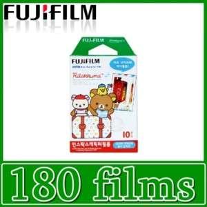 Polaroid 300 / FUJI instax mini 180 films Rilakkuma