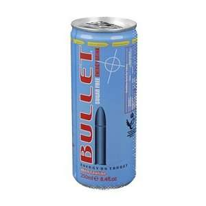 Bullet Energy Drink Sugar Free 24pack x 8.4 oz. If You Like Red Bull