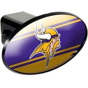 NFL Minnesota Vikings Trailer Hitch Cover