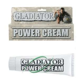 Gladiator Power Cream 1.5oz, From PipeDream: Health