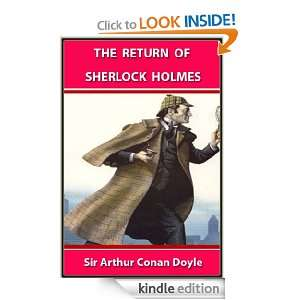 THE RETURN OF SHERLOCK HOLMES  Mystery & Detective Classic Story