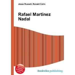 Rafael Martínez Nadal Ronald Cohn Jesse Russell Books